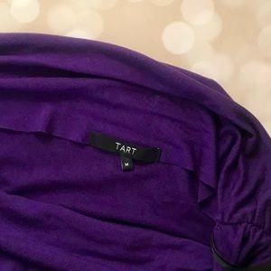 NWOT TART One Shoulder Jersey Dress
